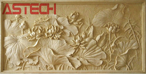 cnc carving wood