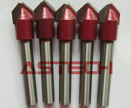 V-Groove Router Bit